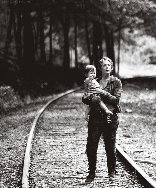 Carol  Judith - The Walking Dead