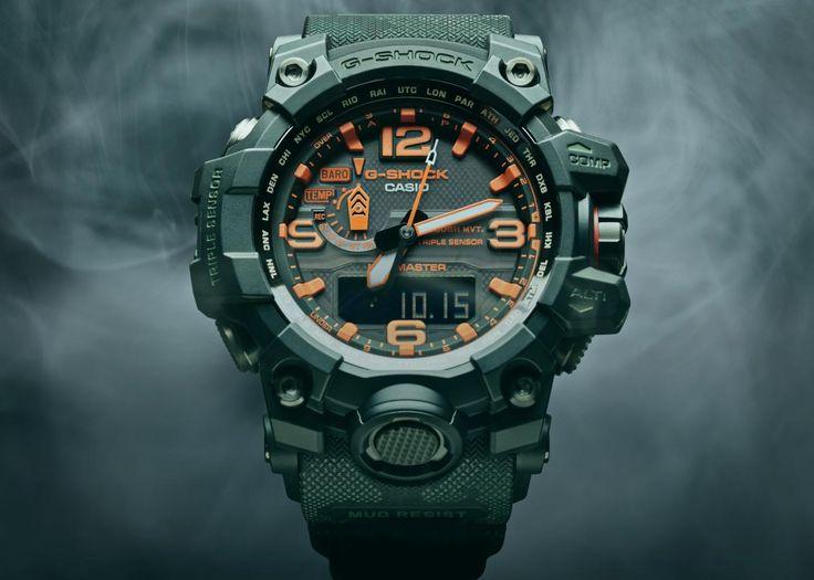G-Shock & Maharishi Team Up on a Special Edition Mudmaster.