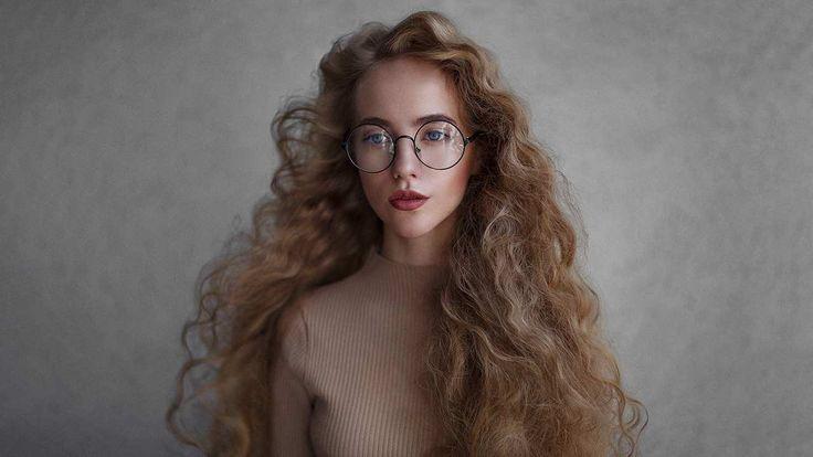 Gorgeous Female Portraits by Alexey Kazantsev #inspiration #photography