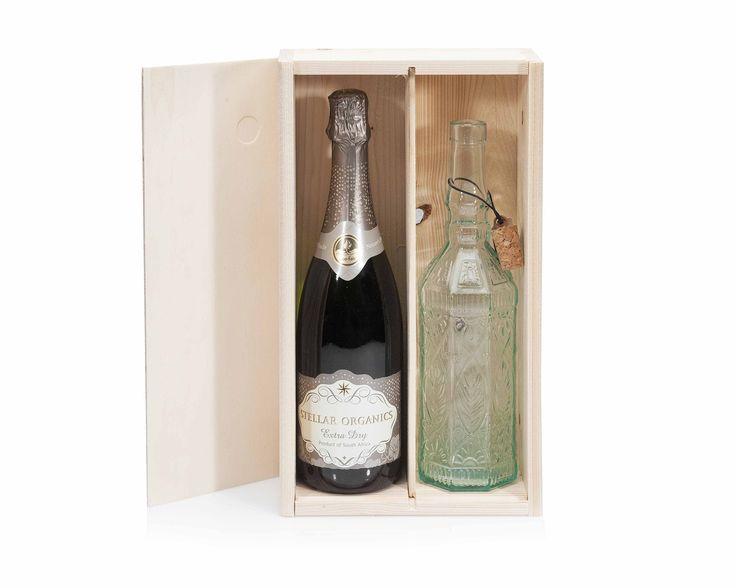 Fles van Verre + Bubbels pakket