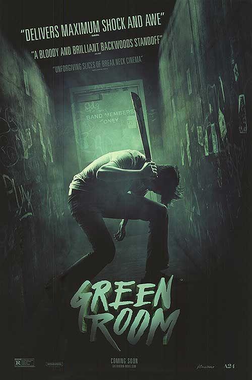Superb Nonton Film Green Room Online Gratis Subtitle Indonesia Synopsis Green Room Film ini menceritakan tentang dimana After witnessing a murder