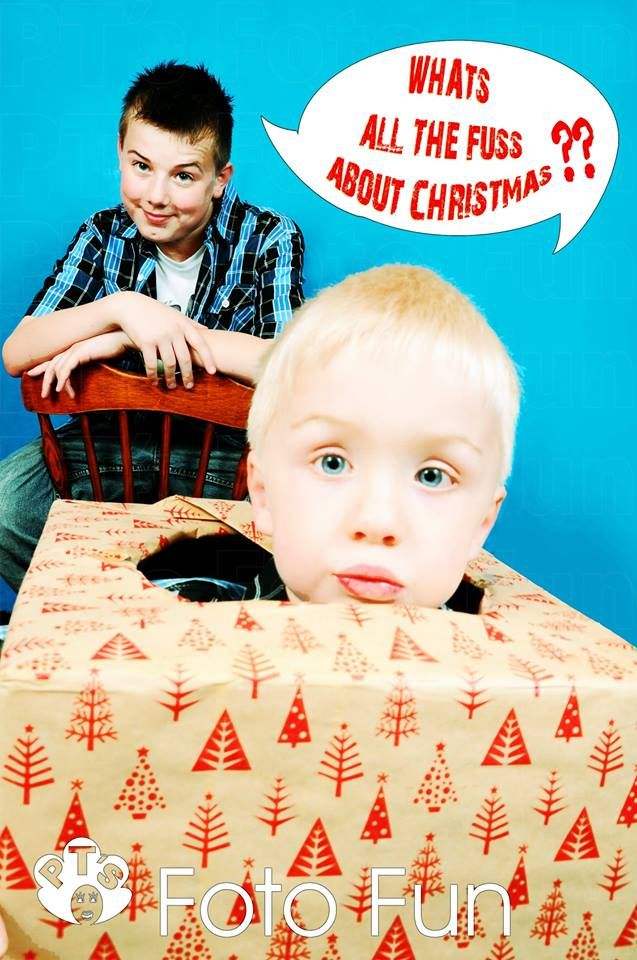 What´s all the fuss about Christmas? Lucas & Deighton