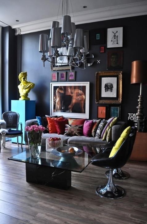 appartamento londinese