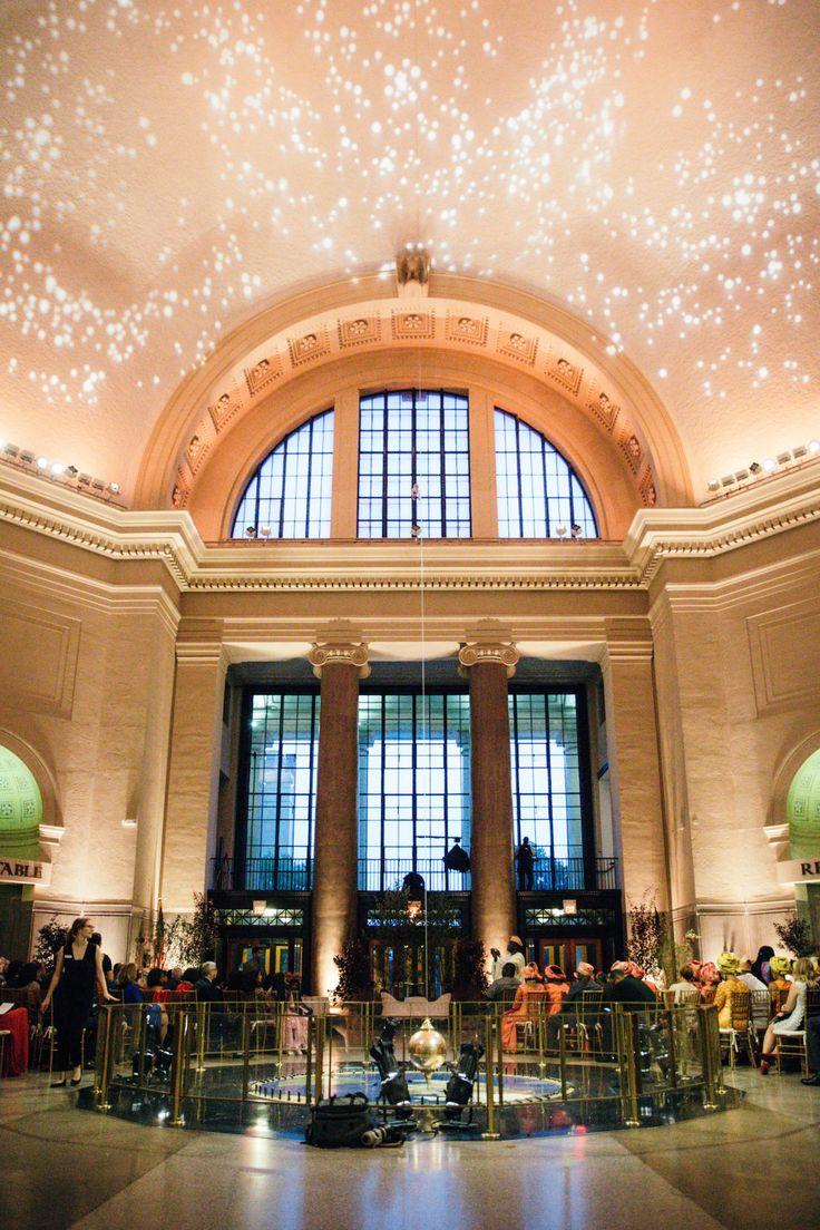 Glint Events | The Science Museum | Richmond, VA | Wedding