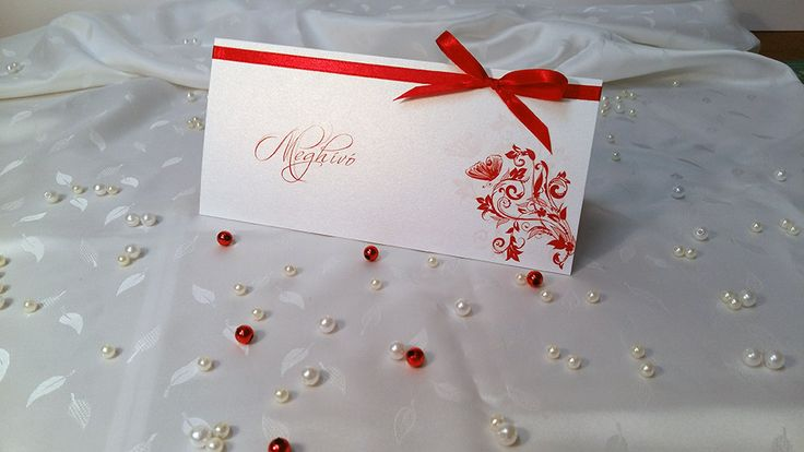 LA4 45 – Esküvői meghívók