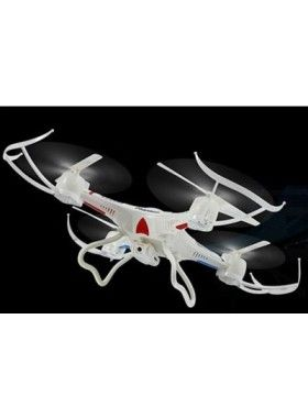Τηλεκατευθυνόμενο Ελικόπτερο Quadcopter 6 Axis Gyro 2.4GHz 3D-360 για Απίθανα Ακροβατικά