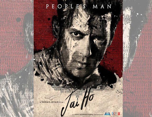Poster of Jai Ho