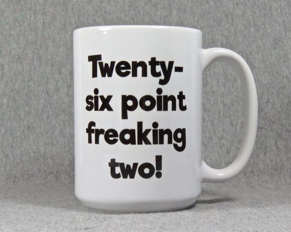 marathon runner mug, 26.2 coffee cup, large 15 oz. coffee cup for marathon runner, gift for runner, marathon running mug, funny run mug