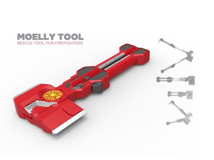 MOELLY TOOL - by Preston Moeller / Core77 Design Awards