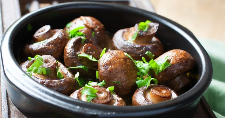 Mushrooms sauteed in butter transform from bland and rubbery to soft with a subtle, nutty flavor in a matter of minutes. Use this basic technique to soften mushrooms for cream of mushroom soup or to top a sizzling hot steak, using mushroom varieties such as white mushrooms, portabellas or chanterelles. Sliced or minced mushrooms brown are easy to...