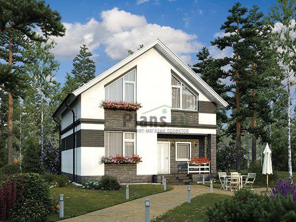 Внешний вид :: Проект дома 61-90