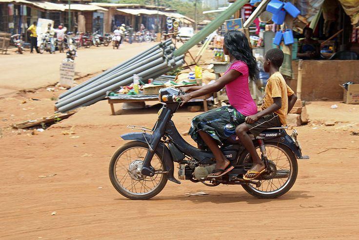 Iheaka Village in Enugu State, Nigeria | #JujuFilms #IheakaVillage #EnuguState #Nigeria #FemaleMotorcyclist #Motorcycling #IgboWoman #Africa