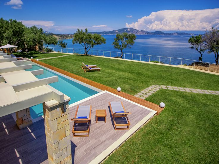 Artina Luxury Villa in Keri Zakynthos Greece
