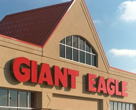 Believe it or not, some major grocery retailers are realizing the trends in craft beers. This Giant Eagle in North Canton, Ohio at The Strip has a vast selection of craft beers making it one of our go to spots.