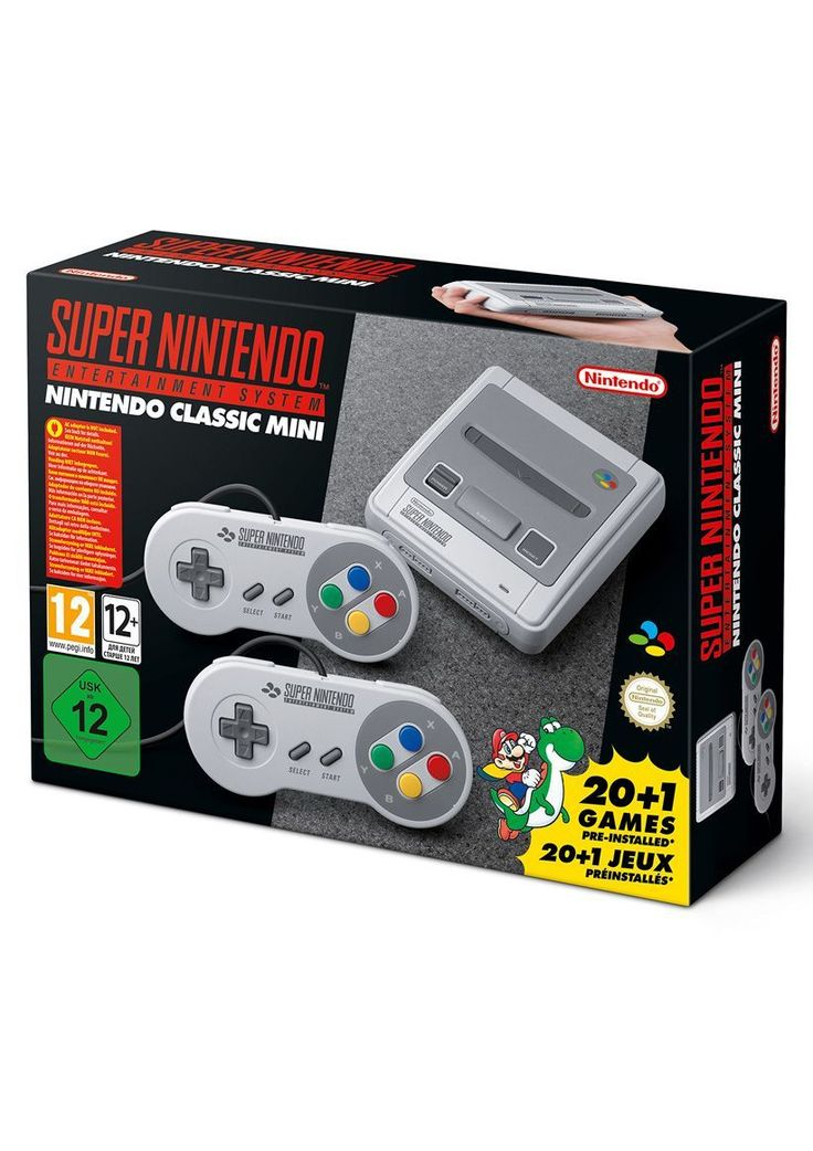 Super Nintendo Entertainment System Classic Edition on Other | SimplyGames
