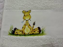 Resultado de imagem para riscos e desenhos de girafa para/ pintura tecido