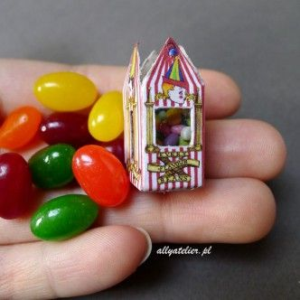 Miniature of Bertie Bott's every flavour beans! ;-)