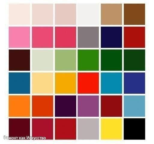 Сочетаем цвета правильно. 30 цветов от белого до чёрного (памятка)  1. Белый: сочетается со всем. Наилучшее сочетание с синим, красным и черным.  2. Бежевый: с голубым, коричневым, изумрудным, черным, красным, белым.  3. Серый – базовый цвет, хорошо сочетается с капризными цветами: фуксия, красный, фиолетовый, розовый, синий.  4. Розовый – с коричневым, белым, цветом зеленой мяты, оливковым, серым, бирюзовым, нежно - голубым.  5. Фуксия (темно – розовый) – с серым, желто-коричневым, зеленым…
