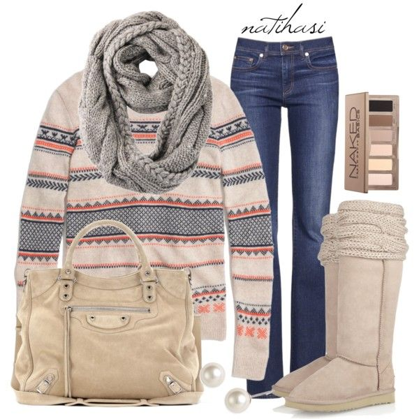 Fall Winter Outfit by natihasi on Polyvore