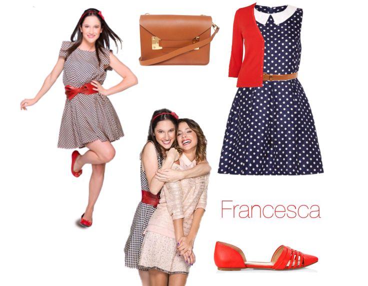 Tenue Francesca Violetta Pinterest Clothes And Fashion