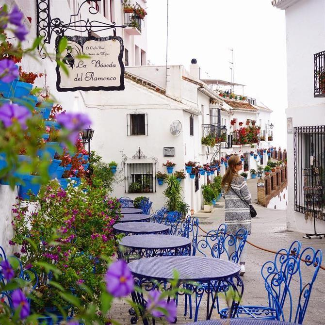 Mijas Pueblo, Andalousie - Costa del Sol (Espagne)