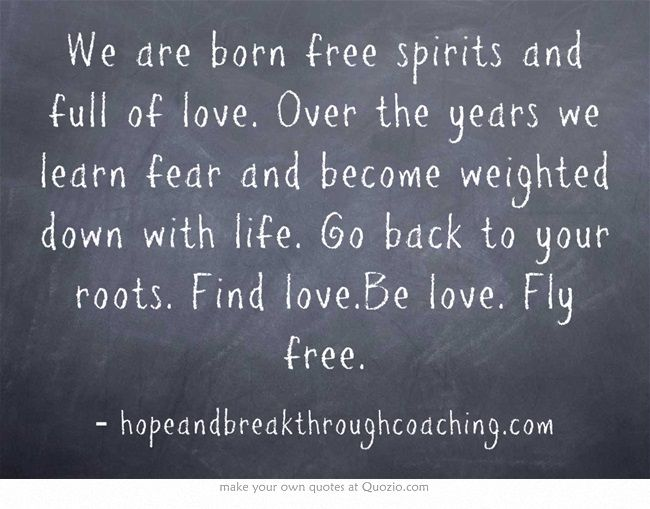 fear and love as the root of everything 5 ways to overcome your fear of love we can trace them back to their roots ( about the overtly critical self who is cynical about everything.