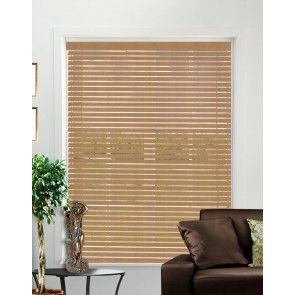 Stains Sugar Maple Wood Venetian Blind