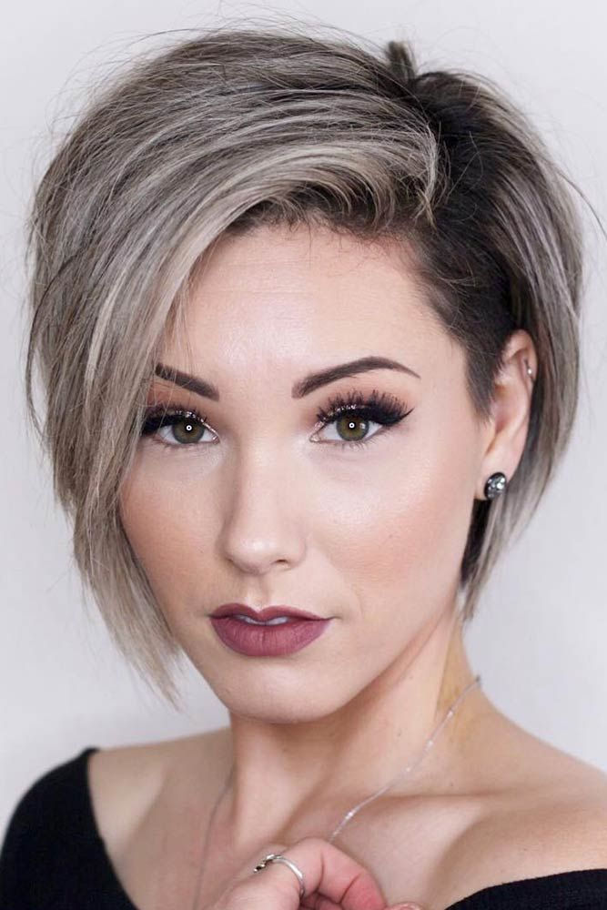 50 Excellent Undercut Hairstyle Ideas For Women Lovehairstyles Undercut Hairstyles Hair Styles Thick Hair Styles