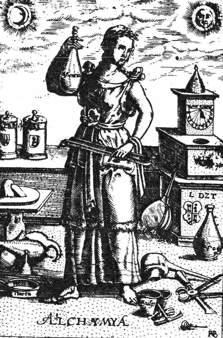 Marie Meudrac lived in the mid-1600s in France. She wrote La Chymie Chritable et Facile, en Faveur des Dames, describing her experiments and alchemy. She was self-taught and was a teacher to female students in her lab. She believed that the mind has no sex and that men and women could attain equal achievements through education, and was a particular advocate for womens achievement in the sciences. She also distributed the medicine she created to the poor.