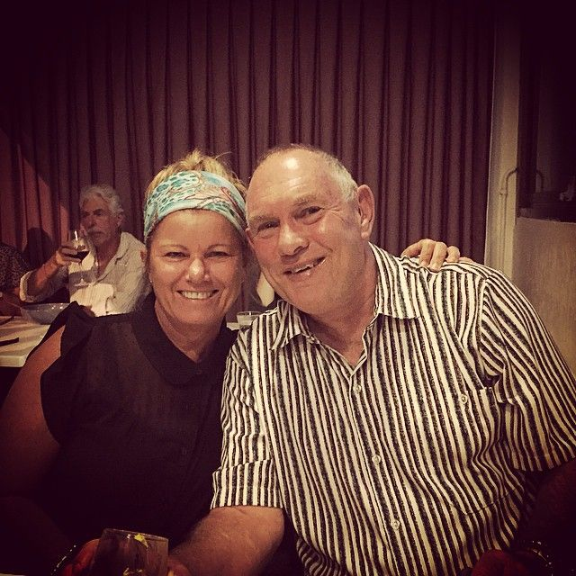 Last night our team from our practice at Tweed Health for Everyone Superclinic had dinner at Bellakai to wish our Optometrist Paul farewell as he moves on to new adventures. Here he is with Ann, who along with us all, will miss him and we wish him all the best!