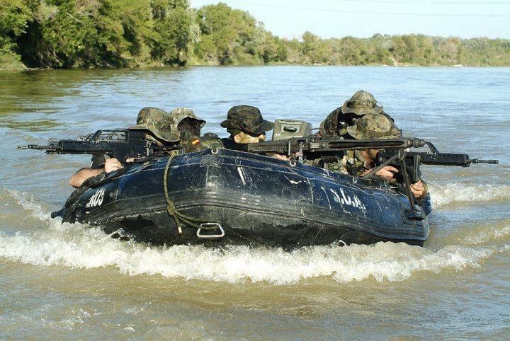 Spanish Army C.O.A