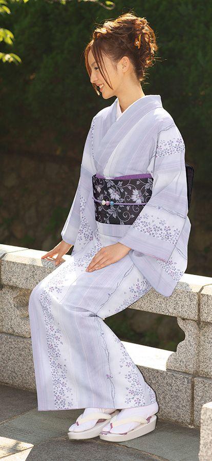 """やまとオリジナル本場大島紬「MAYA-紫」Kimono """"Ohshima-Tsumugi"""" - 'Maya purple' - www blouse, pink and blue blouse, lavender tops blouses *sponsored https://www.pinterest.com/blouses_blouse/ https://www.pinterest.com/explore/blouses/ https://www.pinterest.com/blouses_blouse/white-blouse/ https://www.everlane.com/collections/womens-tops"""