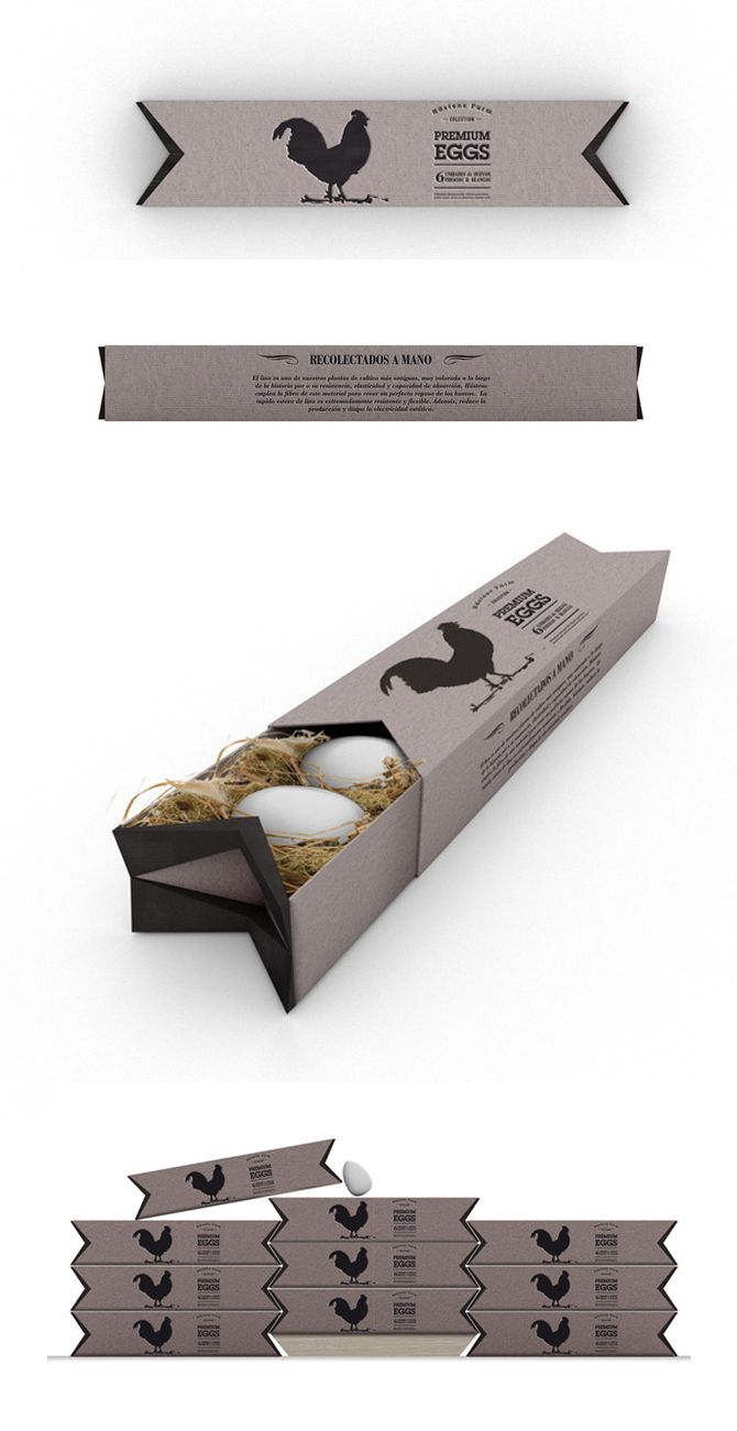 What Came First? The Chicken, The Egg Or The Packaging?   We Design Packaging