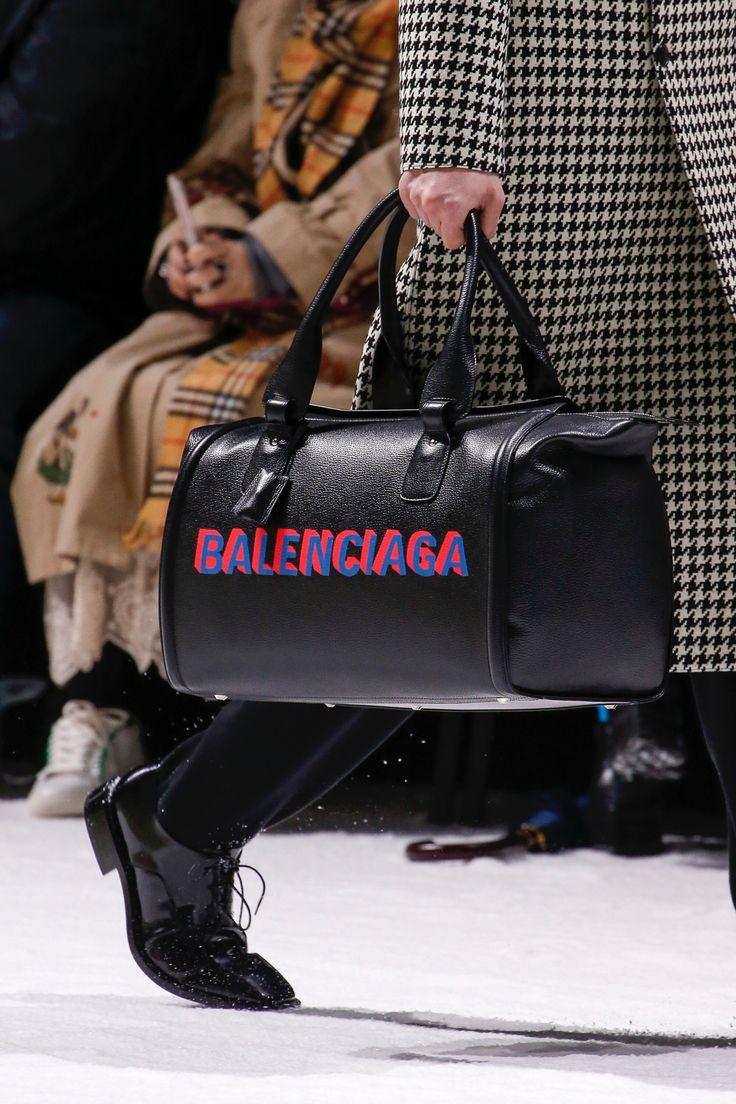 Handbags 2018 2019 Balenciaga Fall 2018 Ready To Wear