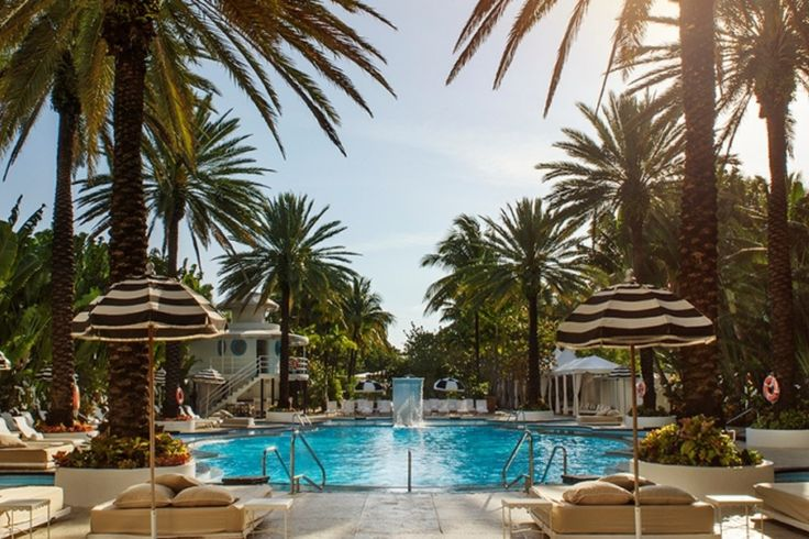 The Raleigh Hotel Hotels in Miami