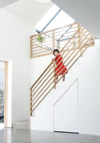 81 besten Treppe Leiter Bilder auf Pinterest Treppengeländer - welche treppe fr kleines strandhaus