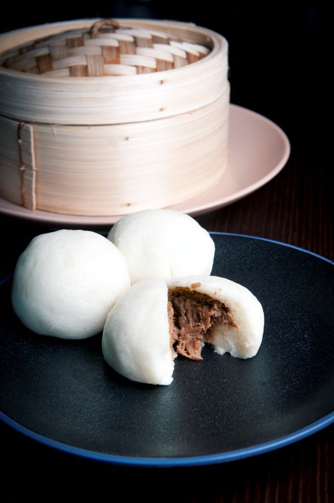 Madame Wu's Steamed Duck Buns