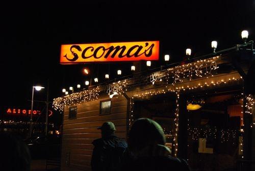 Scoma's, Fisherman's Wharf, San Francisco, CA