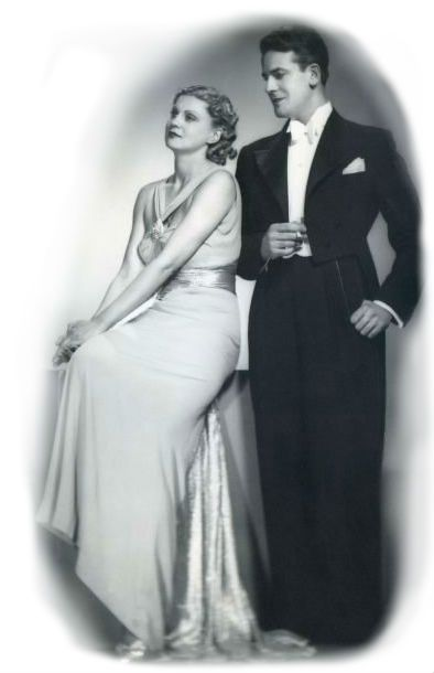 Maria Bogda i Adam Brodzisz -couple