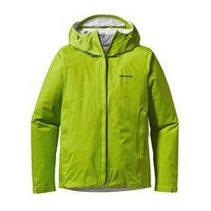 Patagonia - Torrentshell Jacket Verde Limón Hombre