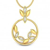 Kaylyn Diamond Pendant. More types of pendant available at http://www.candere.com/jewellery/womens-diamond-pendants.html