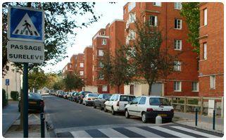 Stationnement - Ville de Pantin 93