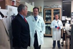 Florida Congressman Visits A Cancer Research Center, Gets An Earful About Damaging Sequester Cuts