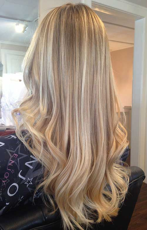 Blonde Hair Color 2016-23