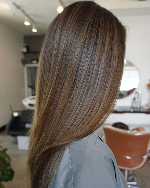 Go Natural Straight It Never Goes Wrong Color By
