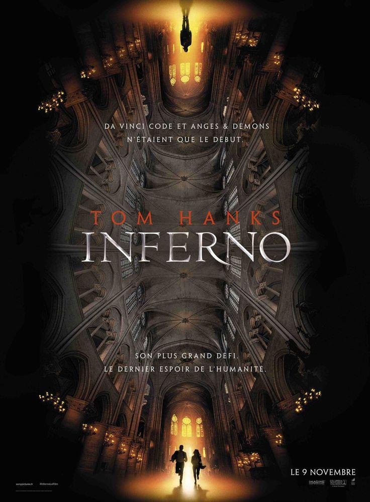 Inferno réalisé par Ron Howard.
