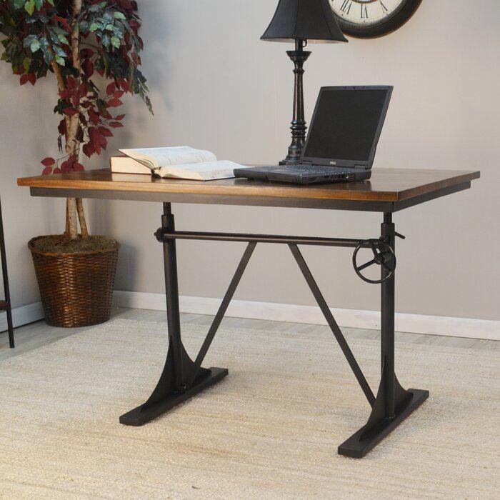Ferndown Height Adjustable Standing Desk Reviews Joss Main