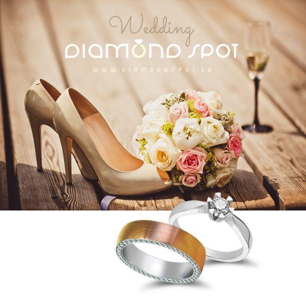 Lepota je u detaljima, zato posebnu pažnju posvetite izboru vereničkog prstena i burmi. #ring #wedding #love #engagement #DiamondSpot