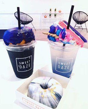 Sweet Daze Dessert Bar – TX