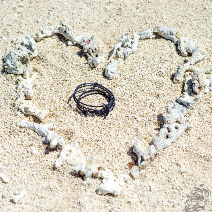 Heart made of Coral